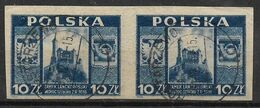 POLSKA - POLAND -  POLONIA - 1946 Historic Monuments Castle - Gebraucht