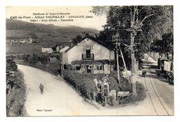 Perrigny Cafe Du Pont  Alfred Verpillat - Altri Comuni