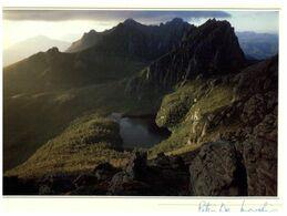 (M 8) Australia - TAS - Western Arthur Range (TO11) - Wilderness