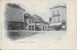 MORESTEL - La Place - Morestel