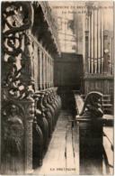 41hks 642 CPA - GUERCHE DE BRETAGNE - LES STALLES DE L'EGLISE - Autres Communes