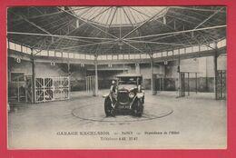 Nancy - Hôtel Et Garage Excelsior - Dépendance ... Oldtimer  (voir Verso ) - Nancy