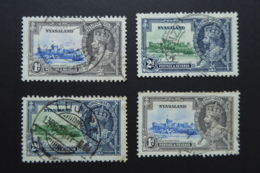NYASALAND POSTMARK LUJIRE - Nyassaland (1907-1953)