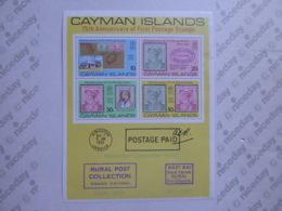 CAYMAN ISLANDS SG 403 STAMPS ON STAMP MINT - Cayman Islands