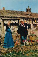 En Bresse Autrefois  Bavardage Au Vieux Puits - Unclassified
