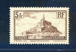 REF010920....LE MOIS DES TIMBRES A PRIX CASSE, Timbre France N°260 Type 1, Neuf ** - Non Classificati