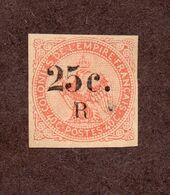 Réunion N°4 N* TB  Cote 80 Euros !!! - Unused Stamps