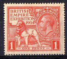 GRANDE-BRETAGNE ( POSTE ) : Y&T N°  171   TIMBRE  NEUF  AVEC  TRACE  DE  CHARNIERE , A  SAISIR .RDA - 1902-1951 (Kings)
