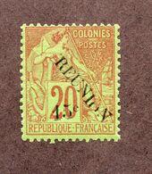 Réunion N°30 N* TB  Cote 25 Euros !!! - Nuevos