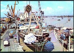 D9949 - TOP Cang Hai Pong - Hafen Krahn Schiffe - Commercio