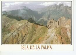 Postal 041479 : Isla De La Palma - Caldera De Taburiente. Vista Aerea - Non Classificati
