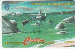 Virgin Islands - BVI Cultural Heritage - Sloops - 193CBVF - Vierges (îles)