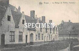 Le Refuge De Vieilles Femmes - Bruges - Brugge - Brugge