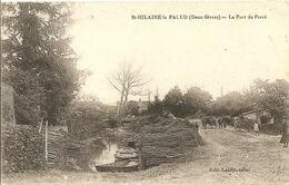 Cpa St Hilaire La Palud Le Port Du Perré - Other Municipalities