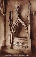 Tomb Of Abbot Forthington Tewkesbury Abbey - Inglaterra