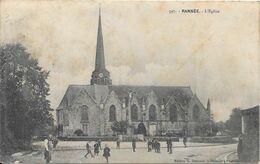 RANNEE - L'Eglise - Autres Communes