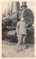 "1431 "" GENIO FERROVIERI MERANO- FOTOCART. ORIGINALE 1922"" - War, Military"