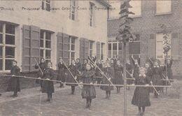 Wervik   Wervicq Pensionaat - Gymnastique  Verz 1912 - Westende
