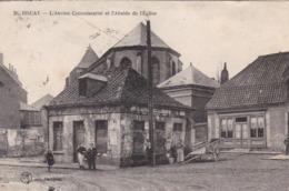BRUAY - PAS DE CALAIS -  (62)  - RARE CPA ANIMÉE DE 1922. - Francia
