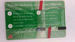 SCHEDA TELEFONICA ITALIANA - INCARD SCHEDA IN BLISTER - I GIOVANI LEONI FANNO PARLARE IL MONDO  - C&C 8490 - [4] Collections