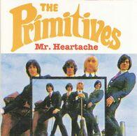 The PRIMITIVES - Mr. Heartache - CD - British Beat 60's - Rock