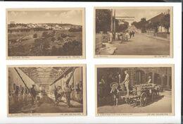 6 Cartes ( D'un Carnet ) Richon Rishon Le Zion Zicron Jacob ( Judaica ) - Israël
