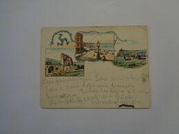 Isle Of Man. -  Douglas. - (14 - 4 - 1900) - 120 Year. - Isola Di Man (dell'uomo)