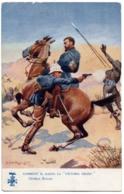 """CPA Militaria - """"Oilette"""" - Général BULLER. Comment Il Gagna La """"Victoria Cross"""" - Non Classés"""