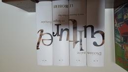 DICTIONNAIRE CULTUREL EN LANGUE FRANCAISE SOUS LA DIRECTION D ALAIN REY 2005 LE ROBERT EN 4 TOMES - Woordenboeken