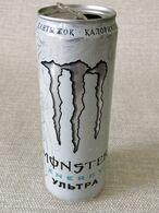 """NETHERLANDS. """" MONSTER""""  ENERGY DRINK     CAN..355ml. - Blikken"""