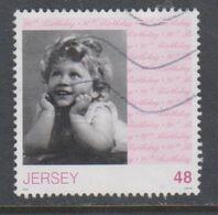 JERSEY, USED STAMP, OBLITERÉ, SELLO USADO. - Jersey