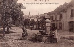"""MONESTIER DE CLERMONT """"Place Du Champ De Foire"""" - Sonstige Gemeinden"""