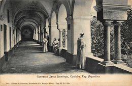 Convento Santo Domingo Cordoba Argentina Postcard - Other