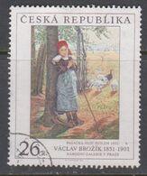 REPUBLICA CHECA, USED STAMP, OBLITERÉ, SELLO USADO. - Repubblica Ceca