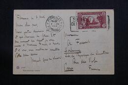 ITALIE - Affranchissement De Firenze Sur Carte Postale En 1932 Pour La France - L 71357 - Poststempel