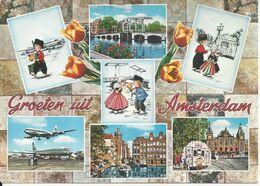 CPM Pays Bas Noord-Holland Amsterdam Groeten Uit Amsterdam - Amsterdam