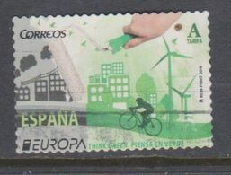 ESPAÑA, USED STAMP, OBLITERÉ, SELLO USADO. - 1931-Oggi: 2. Rep. - ... Juan Carlos I
