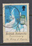 BAT, USED STAMP, OBLITERÉ, SELLO USADO. - Territorio Antartico Britannico  (BAT)