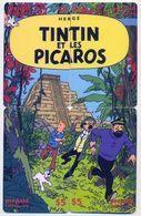 Tintin, Tintin Et Les Picaros, $5, LDPC, 4 Prepaid Calling Cards, PROBABLY FAKE, # Tintin-2 - Puzzle