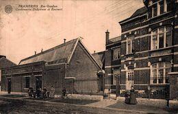 Frameries - Rue Gambon - Codonnerie Diederenne Et Everaert - Frameries