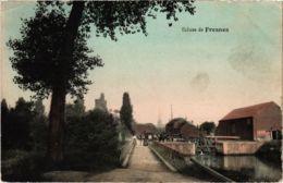 CPA Fresnes - Ecluse De Fresnes (1037195) - Otros Municipios