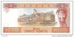 GUINEA P. 37 1000 F 1998 UNC - Guinee