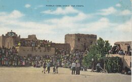 Pueblo Corn Dance & Festival , 1930-40s ; New Mexico - Indianer