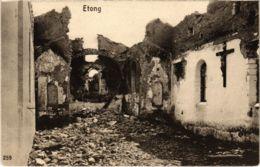 CPA Eton - Etong - L'Eglise - Ruines (1037607) - Andere Gemeenten