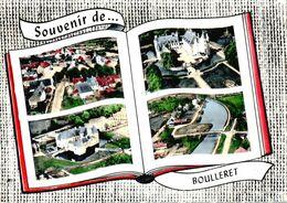 Carte 1960 SOUVENIR DE BOULLERET / MULTIVUES - Autres Communes