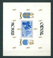 [1569] Blok 11 Gestempeld - Blocks & Sheetlets 1924-1960
