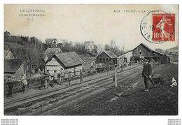 YPORT La Corderie (recto-verso) - Yport