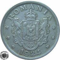 LaZooRo: Romania 2 Lei 1924 XF - Romania