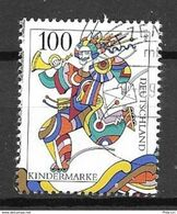 Germany/Bund Mi. Nr.: 1853 Gestempelt (brg918) - Usati