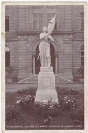 Loire : SAINT CHAMOND : Collège Ste-Marie : Statue De Jeanne D'Arc ( C.p.s.m. - Photo Vérit. ) - Saint Chamond
